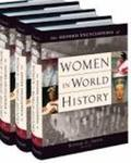 The Oxford Encyclopedia of Women in World History by Bonnie G. Smith and Jocelyn M. Boryczka