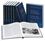 "Facts on File Encyclopedia of World History. Vol. 1 (""Ancient World, 8000 B.C.E. to 600 C.E."") by Marsha E. Ackermann, Michael Schroeder, Janice J. Terry, Jiu-Hwa Lo Upshur, Mark F. Whitters, and Angela Kim Harkins"