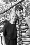 Luisa DeLauro and Daughter, Congresswoman Rosa DeLauro by Anthony Riccio