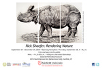 Rick Shaefer:  Rendering Nature Large Exhibition Poster