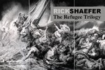 Rick Shaefer: The Refugee Trilogy Brochure by Fairfield University Art Museum