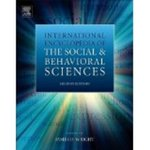 International Encyclopedia of the Social & Behavioral Sciences, 2nd edition, vol. 6