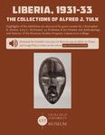 Alfred J. Tulk Exhibition Cuseum Vinyl Panel