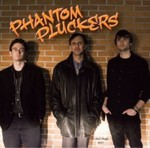 Phantom Pluckers (EP/CD) by Brian Q. Torff, Jamie Debicella, and Jon Rivers
