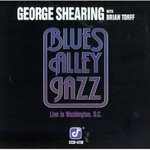 Blues Alley Jazz (CD) by George Shearing and Brian Q. Torff