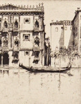 In the Wake of the Butterfly:  James McNeill Whistler and His Circle in Venice Catalogue